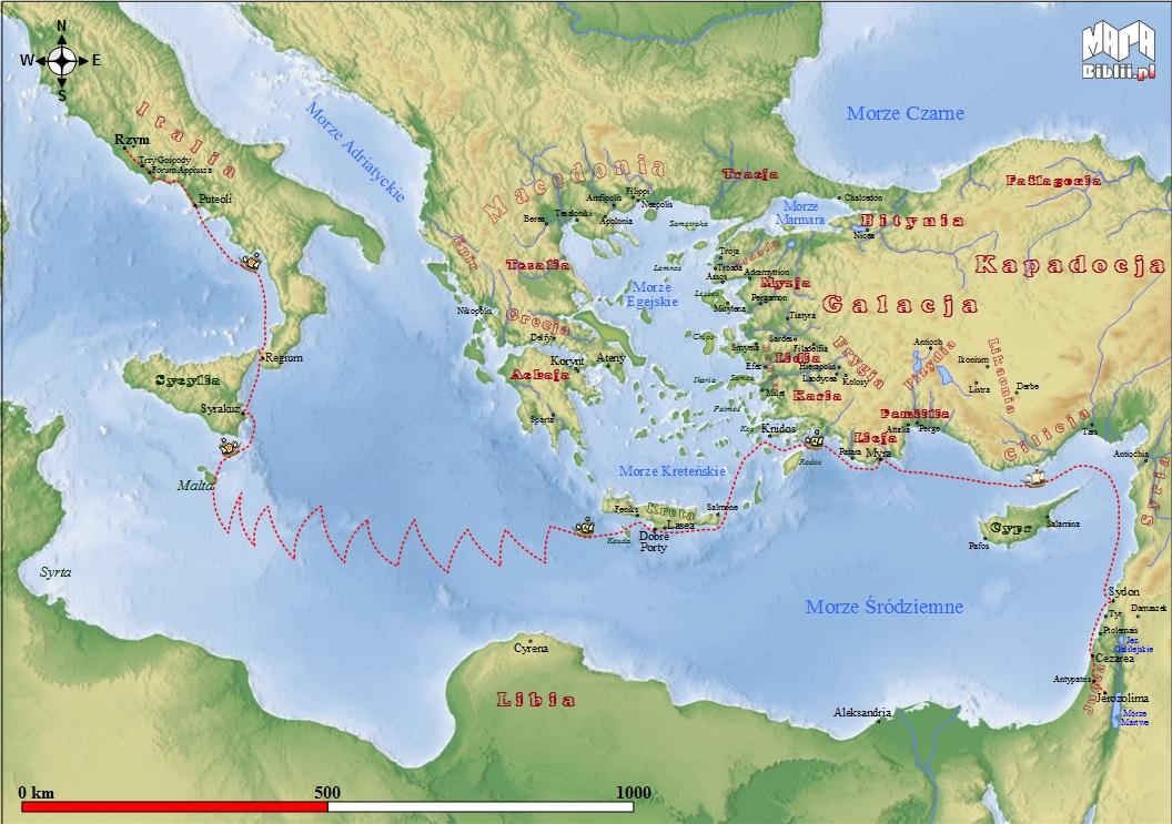 Podróż do Rzymu