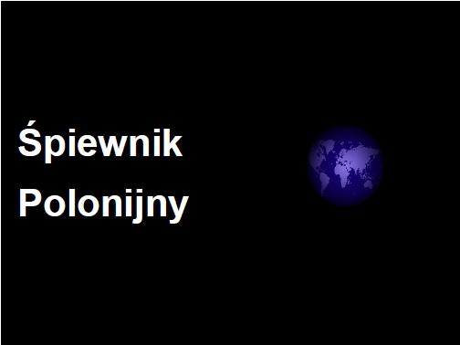 Śpiewnik Polonijny PP