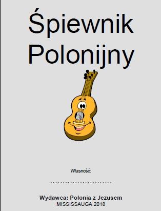 Śpiewnik Polonijny do wydruku